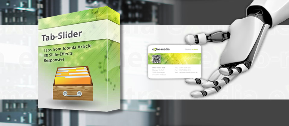 Responsive Tab Slider module for Joomla